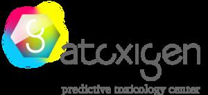 cette image représente le logo de la CRO Atoxigen