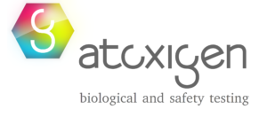 it represents Atoxigen's logo
